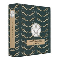 Book of Shadows Horns of The Forest Lord Pentacles