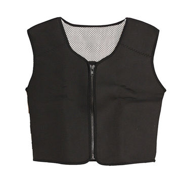 Self Heating Magnetic Therapy Vest Waistcoat Protector Shoulder Pain Relief Body Relaxation Brace Massage Health Care M Size