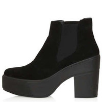 ANNY Platform Chelsea Boots - View All  - Shoes