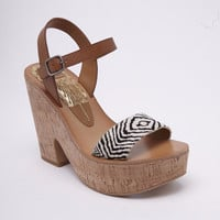 Randi Cork Wedge