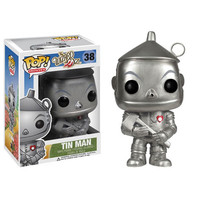Funko POP! Wizard of Oz - Vinyl Figure - TIN MAN (4 inch): BBToyStore.com - Toys, Plush, Trading Cards, Action Figures & Games online retail store shop sale