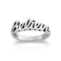"""""""Believe"""" Ring 