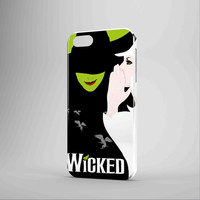 Wicked Broadway Musical Logo iPhone Case Samsung Galaxy Case 3D