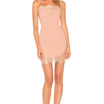 X by NBD Kennedy Dress in Caffe Creme   REVOLVE