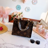 LV Louis Vuitton new tide brand women's fashion bag shoulder bag Messenger bag