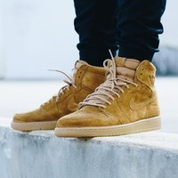 "Whosaleonline Air Jordan 1 Retro High OG ""Wheat"""