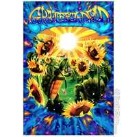 Grateful Dead - Terrapin Sunflower Poster on Sale for $7.99 at HippieShop.com