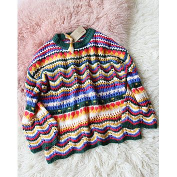 Fable Spring Sweater