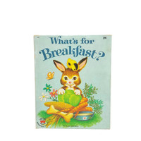 What's For Breakfast, The Hungry Little Bunny, Vintage Wonder Books, Easter Basket Ideas, Nursery Room Decor, Baby Kids Room, Illustrations