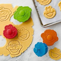 Sesame Street™ Sandwich Cookie Cutters