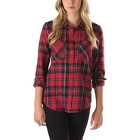 Vans Rabble Flannel (Garnet)