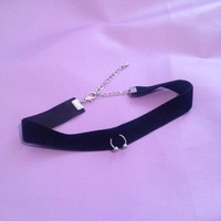 Septum choker from Shop Biohazard