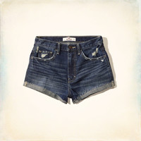 Hollister Festival High Rise Shorts