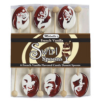 French Vanilla Swirl Spoons Gift Set