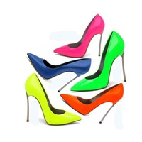 Brand Shoes Woman High Heels Women Pumps Stiletto Thin Heel Women's Shoes Nude Pointed Toe High Heels Wedding Shoes size 33-43