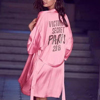 Victoria's Secret Women's Print Pink Pajamas