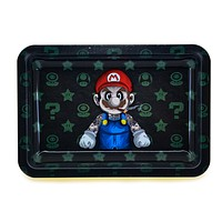 Super Tatted Bro Metal Rolling Tray