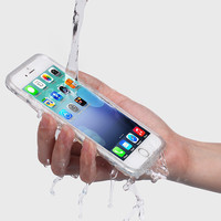 Thin Water/Dirt/Shock Proof Full Case For iPhone