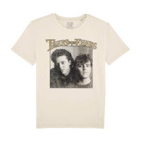 VINTAGE BAND PHOTO V. WHITE T-SHIRT | Tears For Fears US