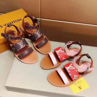 【Louis Vuitton】LV Flat-soled fashion sandals