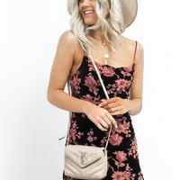 Rosie Floral Mini Dress