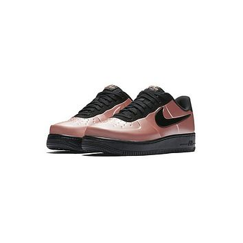 Nike Air Force 1 Foamposite Pro Cup Low Coral Stardust
