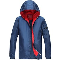 Boys & Men Prada Cardigan Jacket Coat Hoodie