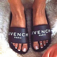 Givenchy Women Men Slipper