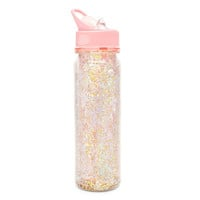 Glitter Water Bottle