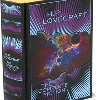 H.P. Lovecraft: The Complete Fiction (Barnes & Noble Collectible Editions)