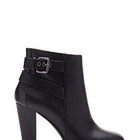 FOREVER 21 Square Toe Booties