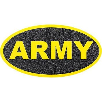 Army Special Glitter Ink Decal