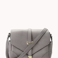 City Girl Faux Leather Crossbody
