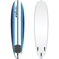 Wavestorm™ 8' Pinstripe Graphic Classic Surfboard