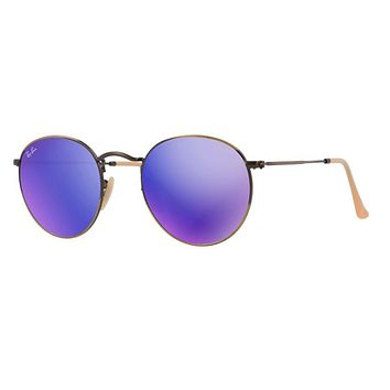 Ray Ban Round Medal Sunglasses RB3447