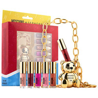 MOSCHINO + SEPHORA Bear Lip Gloss Chain - Online Only - SEPHORA COLLECTION | Sephora