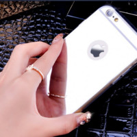 Luxury Bling Mirror Case for Iphone 5S, Iphone 6, Iphone 6S Plus