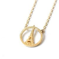 paris necklace,paris, paris skyline, pray for paris, eiifle tower, city necklace, city scape necklace, skyline, skyline necklace, france