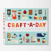Craft-A-Day By Sarah Goldschadt- Assorted One