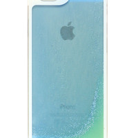 GLOW IN THE DARK GLITTER WATERFALL CASE