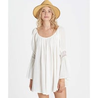 SIDE BY SIDE COVER UP DRESS
