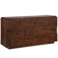 Zuo® Modern San Diego Double Dresser in Walnut