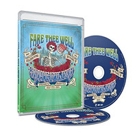 Grateful Dead: Fare Thee Well 2xDVD