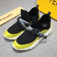 FENDI Men Fashion Casual Sneakers Sport Shoes