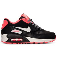 Nike Girls' Air Max 90 Running Sneakers from Finish Line
