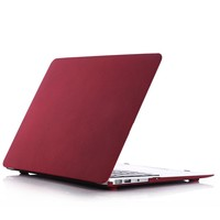 """Frosted Surface Matte Hard Cover Case for Apple MacBook Air 11"""" 13"""" MacBook 12"""" Pro With Retina 12'' 13"""" 15"""""""