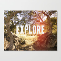 Explore Stretched Canvas by JK1983
