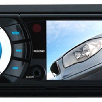Boss BV7330 Car Stereo 3.2 in Single Din Tft Monitor Multimedia
