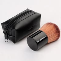 MAC Black Portable Hot Sale Powder Makeup Brush with bag