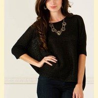 Chariot Oversized Sweater                       - Francescas